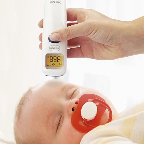 termometru bebelusi