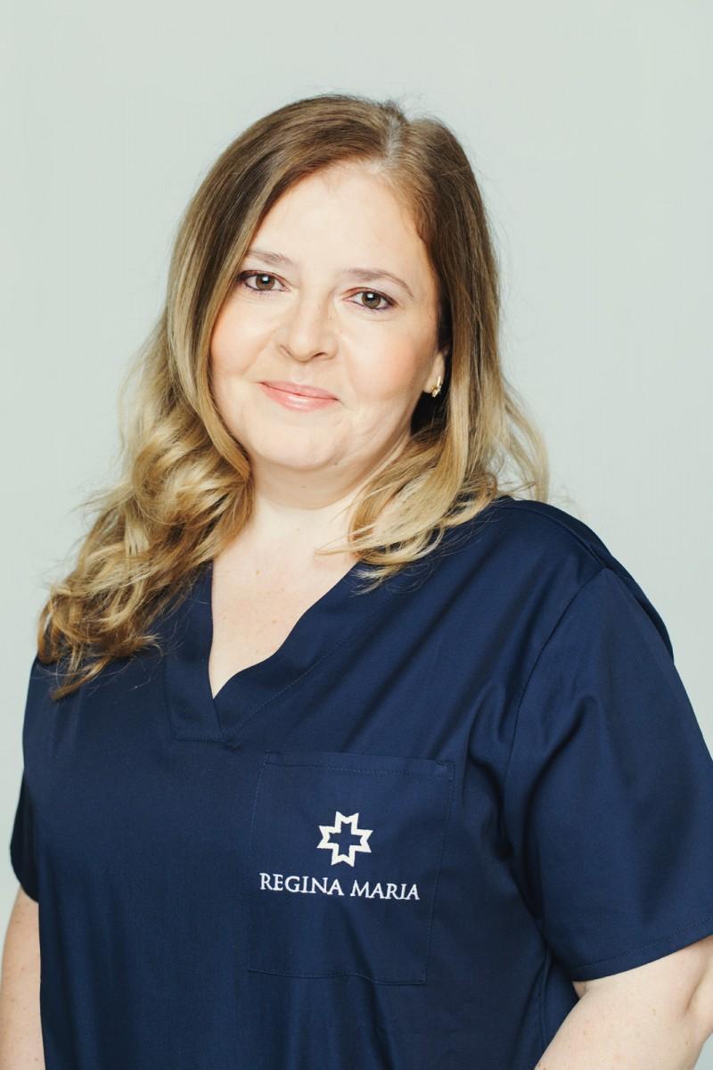neonatolog Alina Ilici spitalul baneasa regina maria