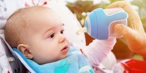 apa pentru bebelusi si copiii