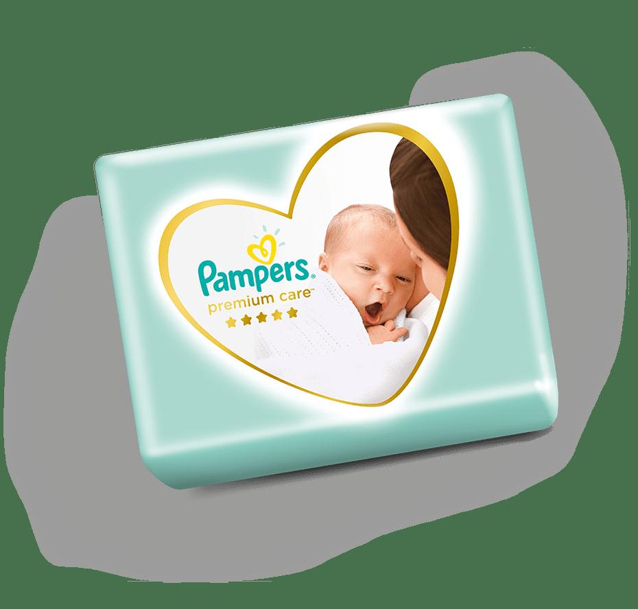 pampers nou nascut