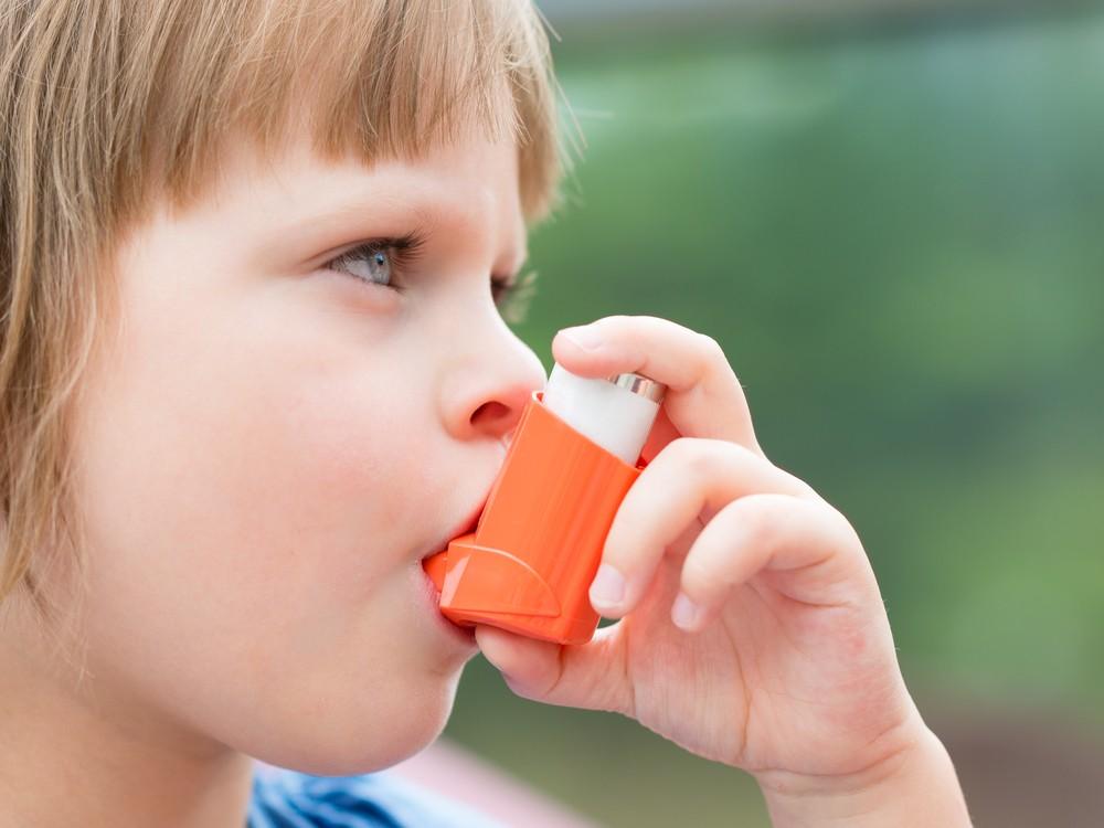 astmul la copii tratament